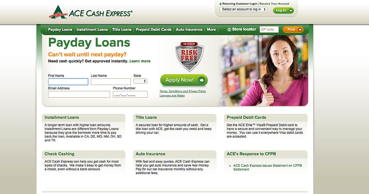 direct loans within a hour