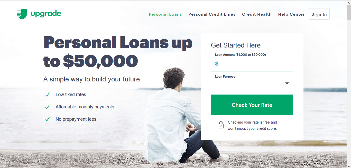 upgrade personal loans